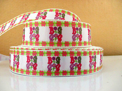 ribbon size for wedding cake 1 metre big sis ribbon size 7 8 inch bows headbands baby 19217